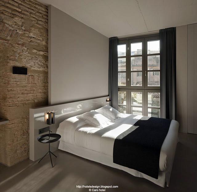 Les Plus Beaux HOTELS DESIGN Du Monde: CARO Hotel By