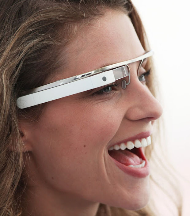 The Google Project Glass 1