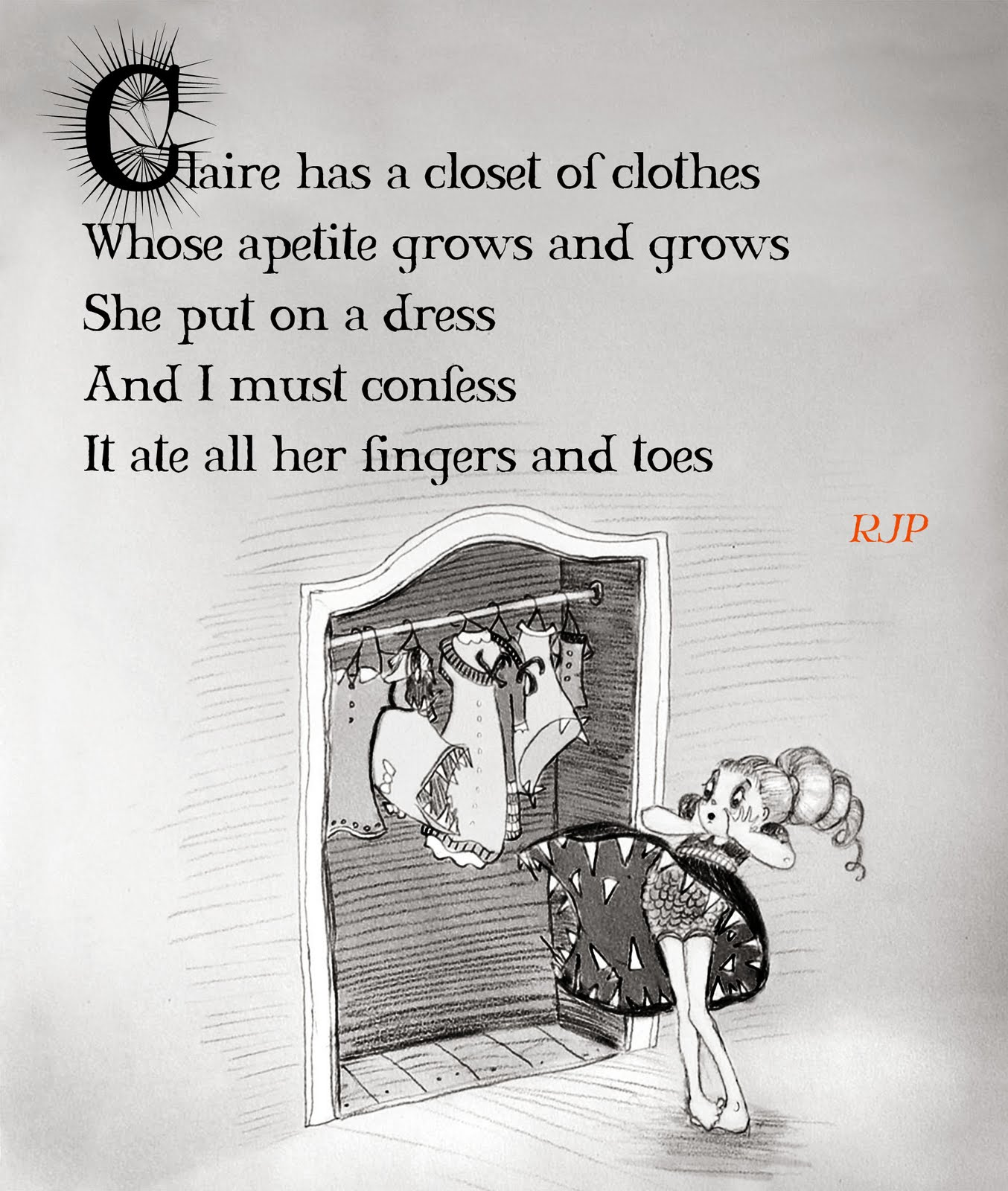 limerick examples for kids