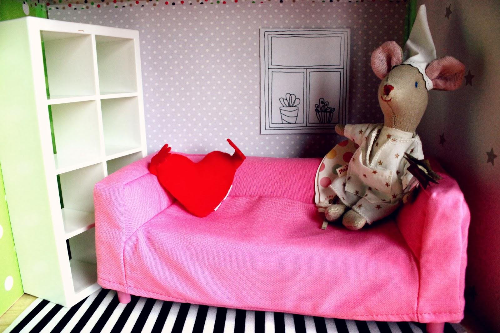 elbekind das haus f r eine maus. Black Bedroom Furniture Sets. Home Design Ideas