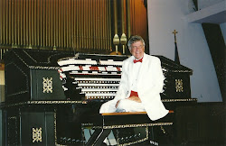 World Renowned Organist Terry Charles