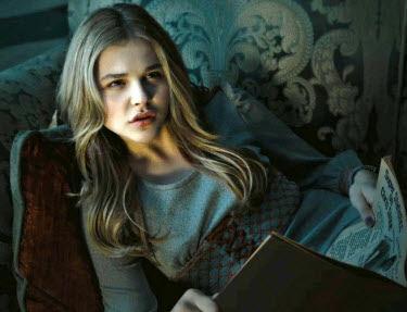 Chloe Grace Moretz, An Eccentric Teen in 'Dark Shadows'