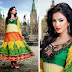 Sonal Chauhan In Designers Anarkali Suits 2013