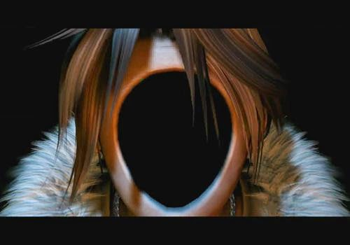 Squall agujero cara