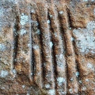 Inscrições Rupestres na Pedra Grande - São Pedro do Sul (RS)