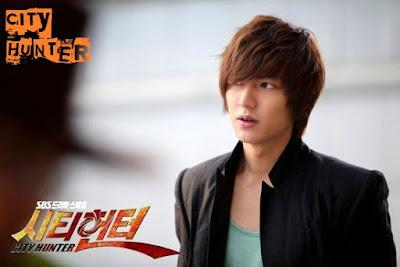 Biodata Pemain Drama Korea City Hunter