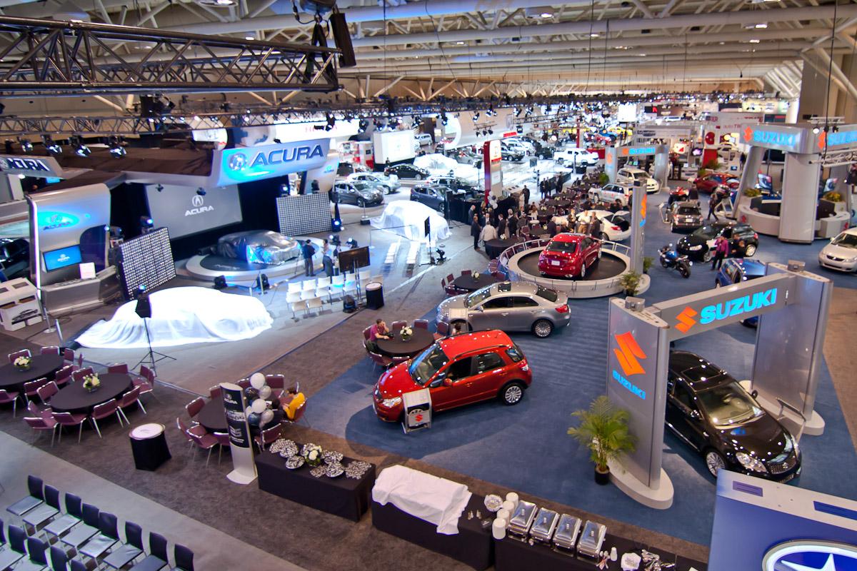 Toronto Auto Blog Tdottme Canadian International Auto Show - Auto show near me