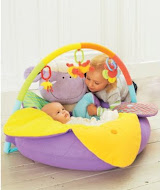 New ELC Blossom Farm Sit Me Up Cosy Deluxe,SALE RM115 only!