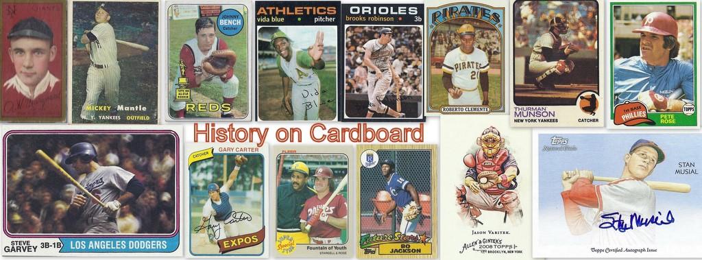 History on Cardboard