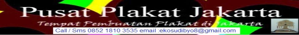 Plakat Jakarta