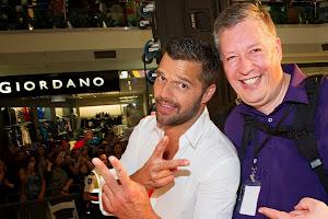 Ricky Martin and I