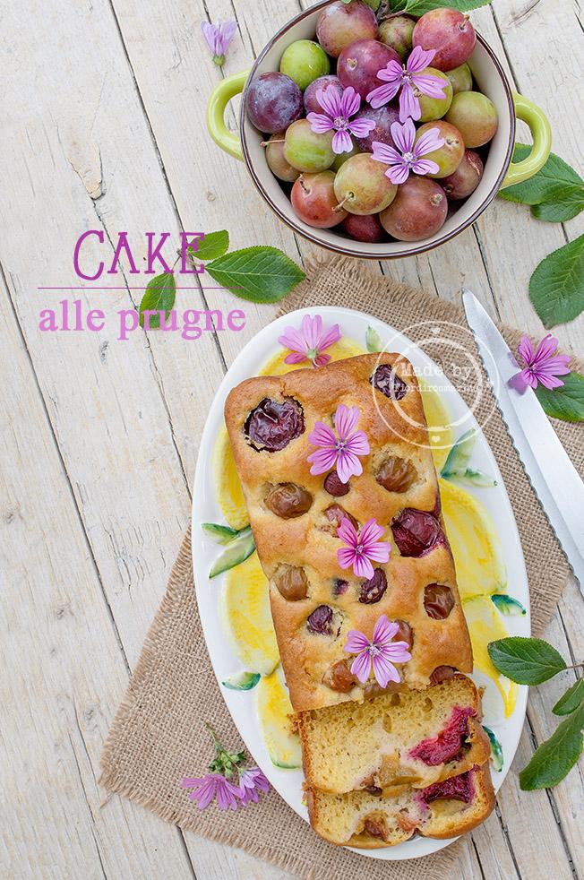 cake alle prugne