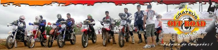 CRATEUS OFF ROAD CLUBE
