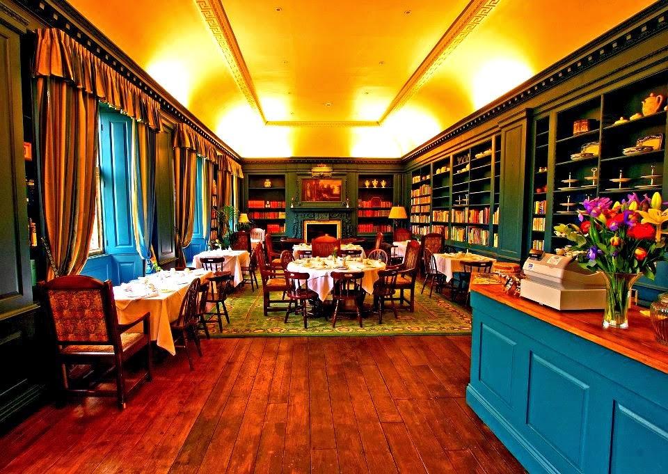 Avebury Manor Tea Room