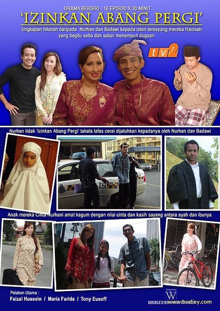 Izinkan Abang Pergi, TV2, Download link