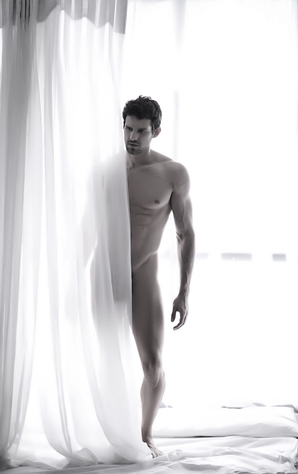naked pedro