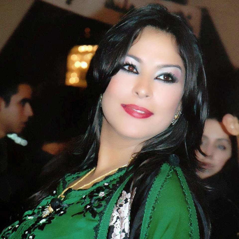 الممثلة المغربية سهام أسيف