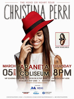 Christina Perri Live in Manila