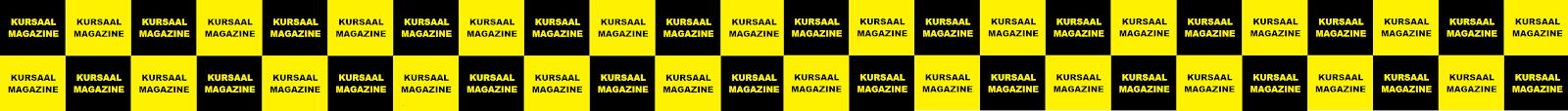 Kursaal Magazine