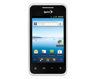Spesifikasi Ponsel LG Optimus Elite LS696