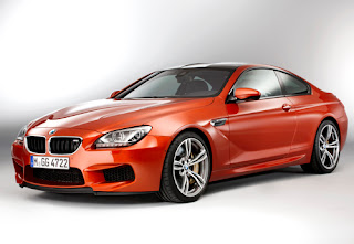 2012 BMW M6:Competes with Mercedes-Benz CL63 AMG