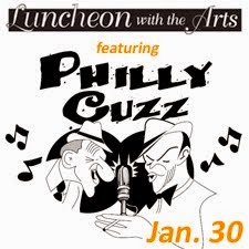 Luncheon with the Arts: Philly Cuzz