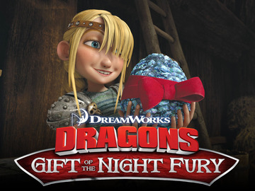 dreamworks holiday classics is currently streaming on netflix it includes the christmas animated short from the how to train your dragon movie franchise - How To Train Your Dragon Christmas