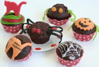 Les muffins d'Halloween au chocolat de Trucs et Déco
