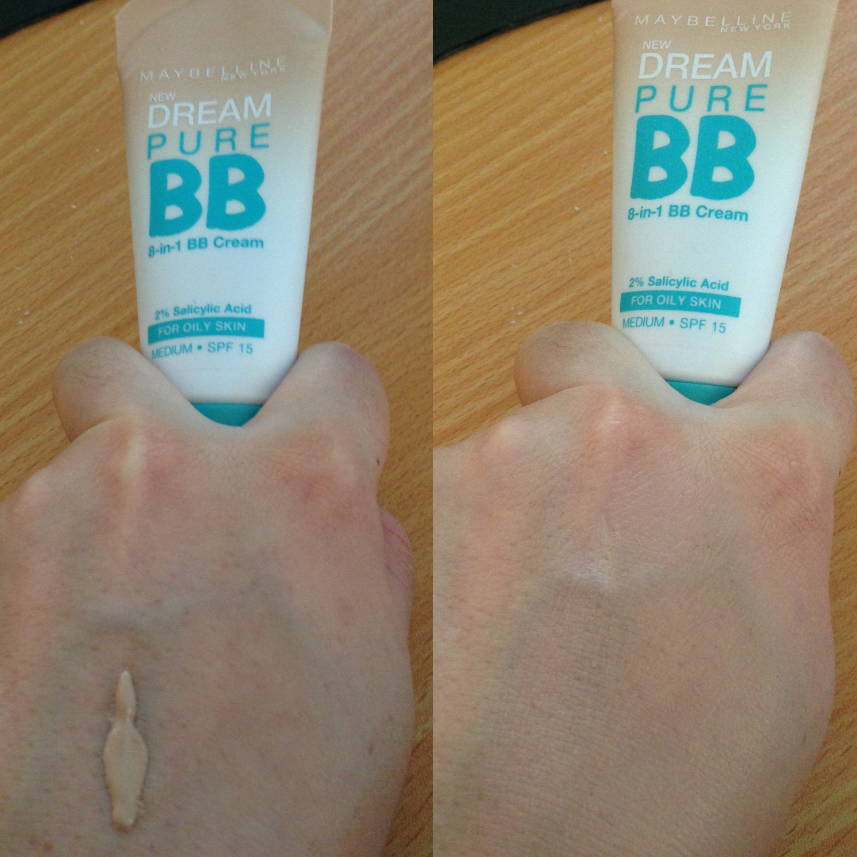 REVIEW: Maybelline New York - Dream Pure BB Cream