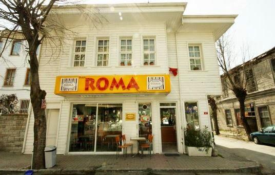 İstanbul'un En İyi Dondurmacıları / Yeşilköy Roma Dondurmacısı