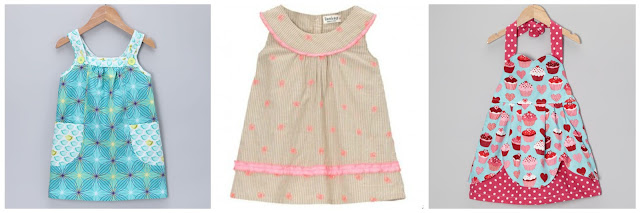 my favorite dresses from Zulily and Totsy