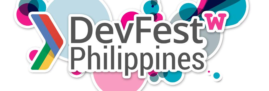 GDG DevFestW Philippines
