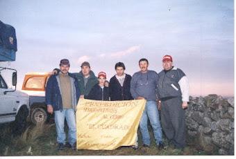 EXPEDICIÓN al Cerro El Cuadrado