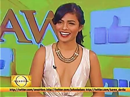 Lovi Poe in ABS-CBN's Bandila