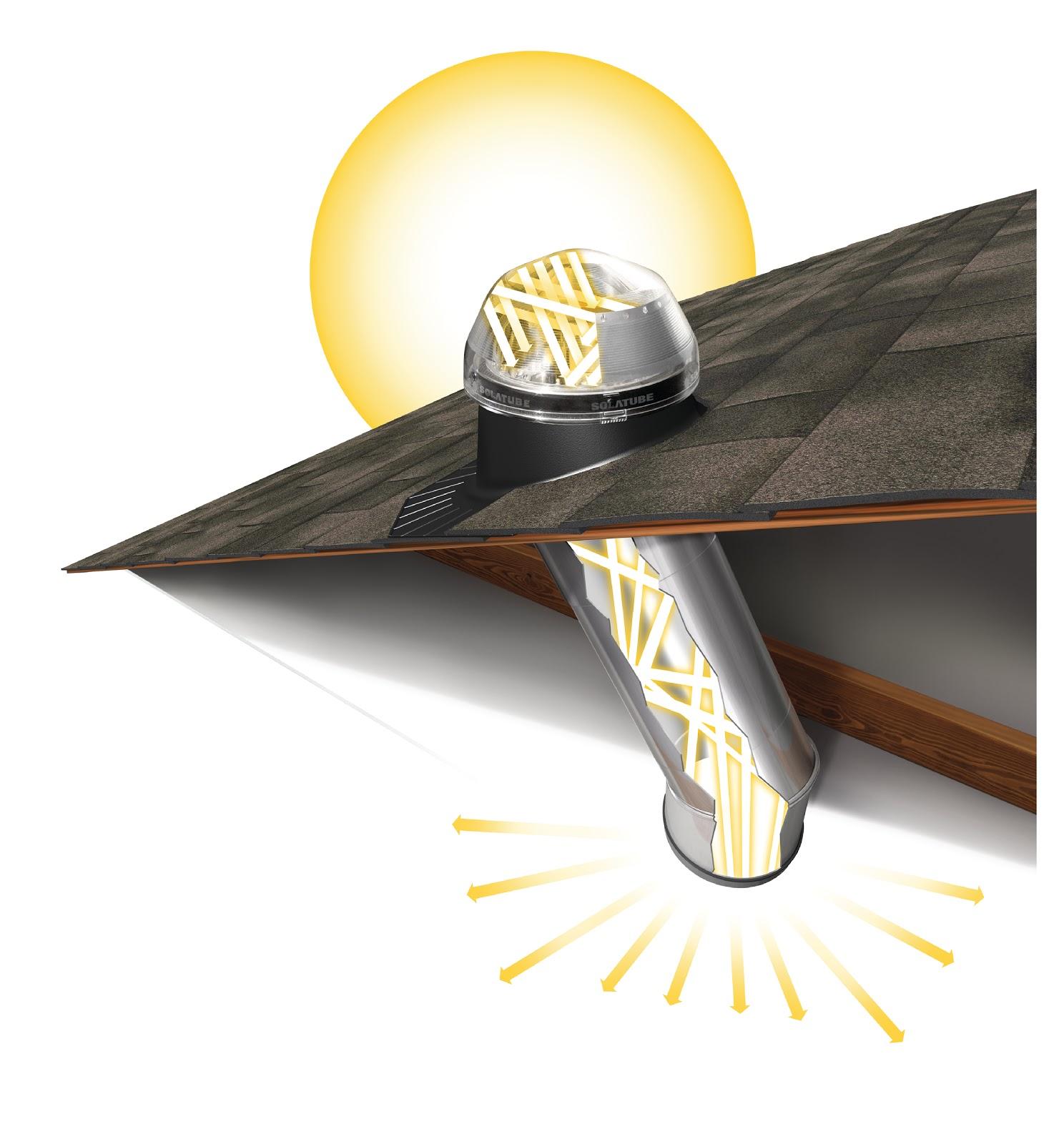 Luz natural solatube porque utilizar la luz natural solatube - Puit de lumiere solatube ...