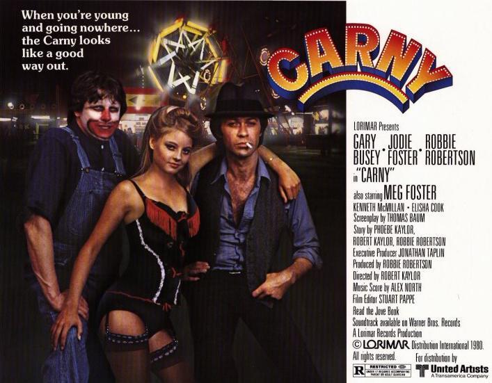white s world carny 1980