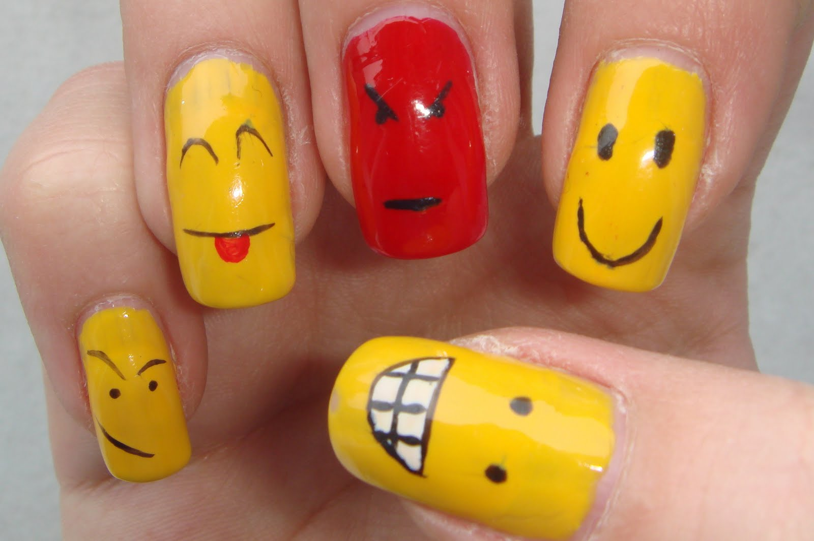 Accropolish Some Nail Arts