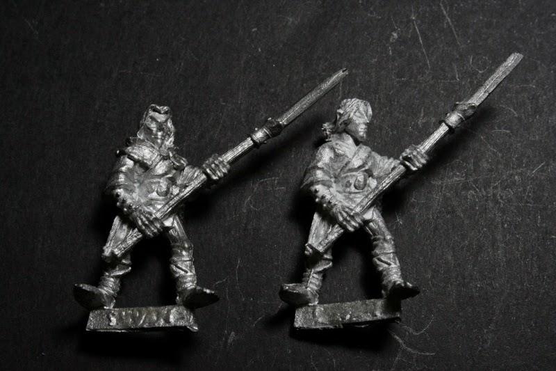 el primero es Spear 9 de referencia 074213/4 y el segundo es Spear 6 de referencia 074213/5