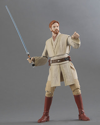 "Hasbro Star Wars The Black Series 6"" Episode III Obi-Wan Kenobi Figure"