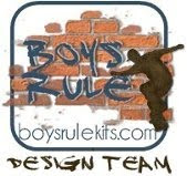 Boys Rule Kit Club <br>Design Team Member