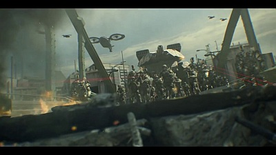 Call of Duty: Advanced Warfare (Game) - 'Discover Your Power' Live Action Trailer - Song / Music