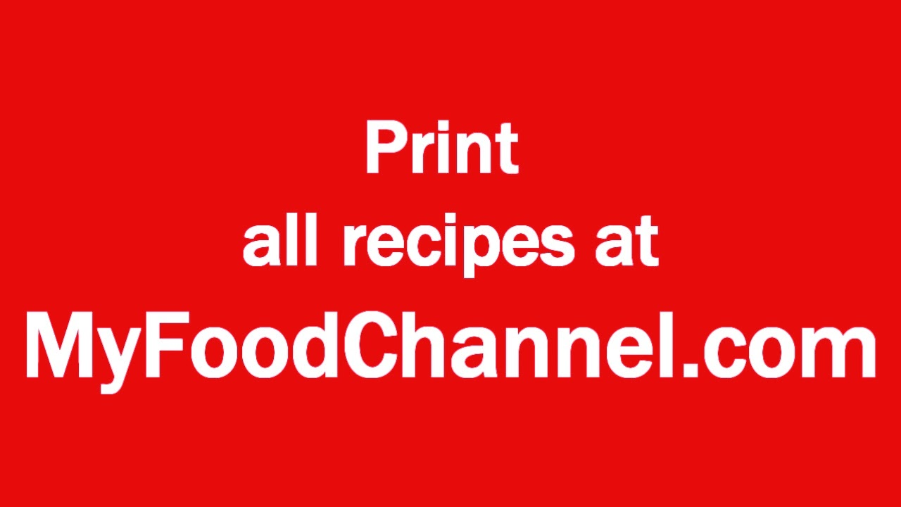 Print All Recipes
