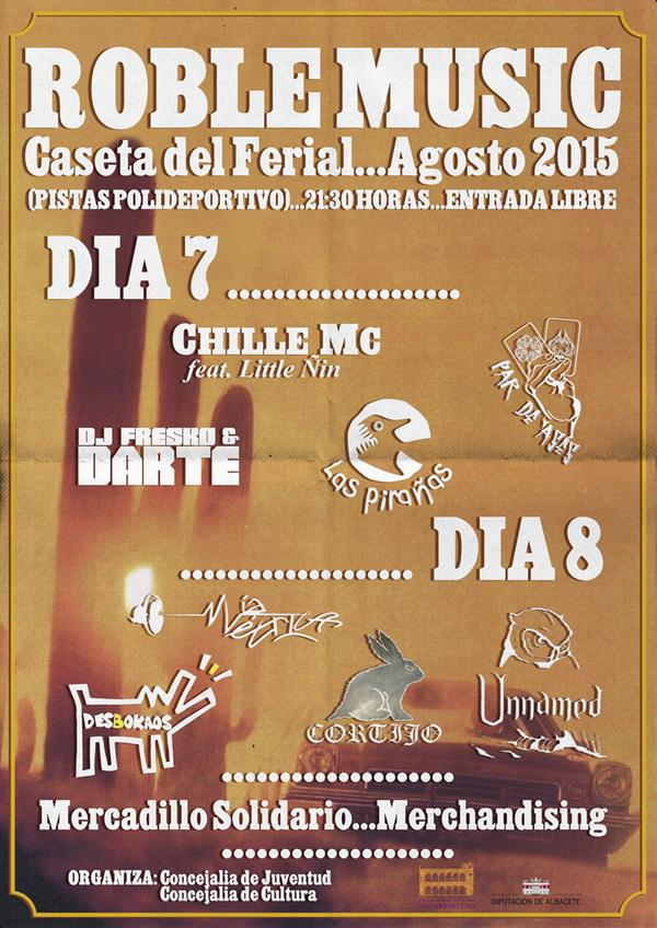 RobleMusic Festival Villarrobledo