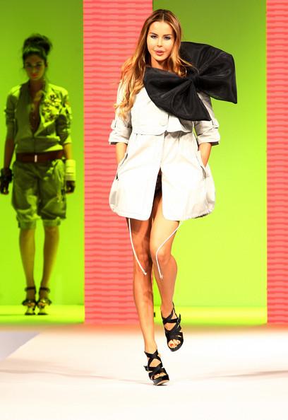 Croatian Model Nina Moric