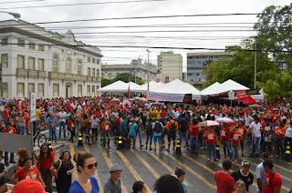 Tribunal de Justiça de Sergipe mantém ilegalidade da greve dos professores