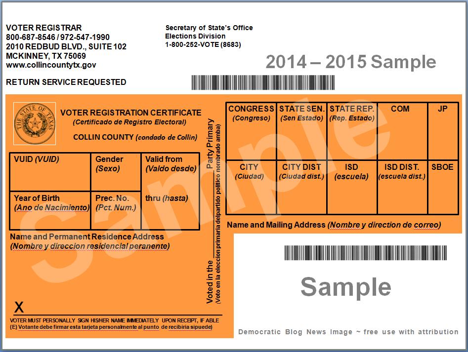 Voter Registration TransGriot: Shu...
