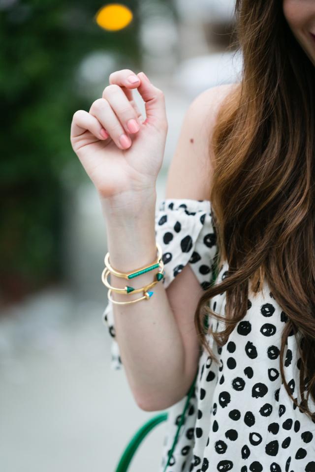 jewelry layering M Loves M @marmar