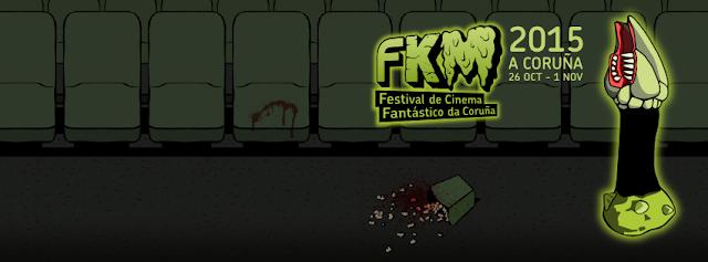 FKM Festival de Cinema Fantástico A Coruña