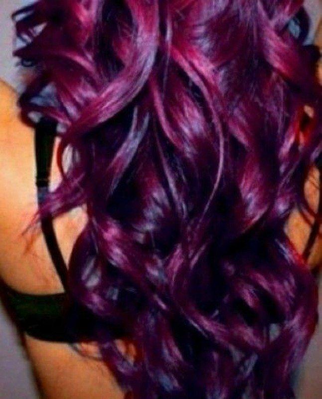 BEAUTY Galaxy Hair