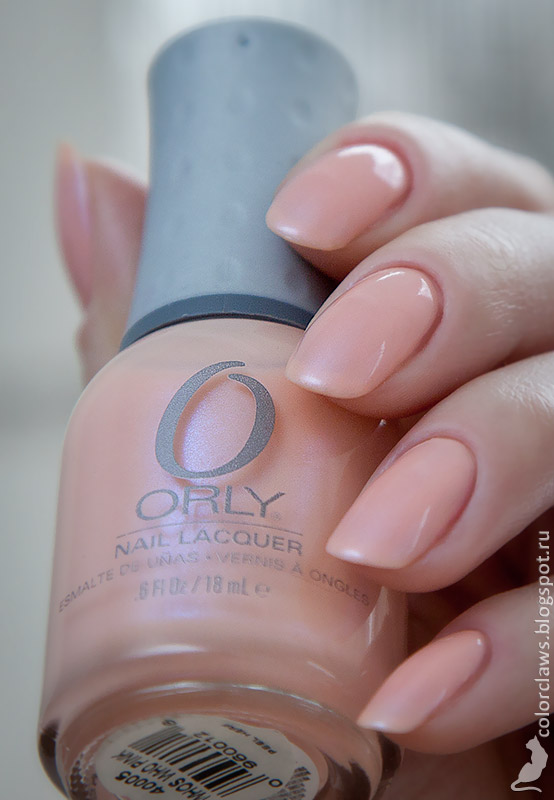 Orly Who's Who Pink